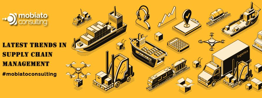 Latest Trends in Supply Chain Management